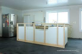 Kitchen Base Cabinets Island Back Toward Sink