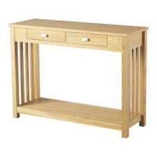 slimline console table. ashmore two drawer console table slimline
