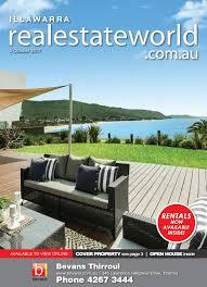 realestateworld.com.au - Illawarra Real Estate Publication, Issue 5 October  2017 by Estate Agents Co-operative - issuu