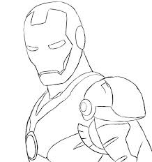 How to draw and color fukrey boyzzz. Iron Man Face Logo Posted By Zoey Mercado