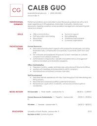 Official Resume Formats 3 Resume Formats For 2019 5 Minute Guide