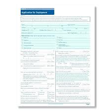 Free Job Applications Free Employment Application Template Florida