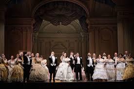 Milano Opera & Ballet porta sul palco degli Arcimboldi La Traviata  realizzata nel segno della tradizione