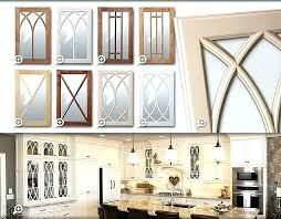 decoration kitchen cabinet glass doors fronts white cabinets