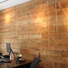 reclaimed exotic wood panel palm beach gardens