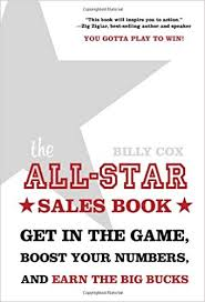 Official Uk Book Sales Chart The All Star Sales Book Get In The Game Boost Your Numbers