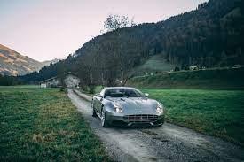 2017 Ferrari Berlinetta Lusso Touring Superleggera Classic Driver Market