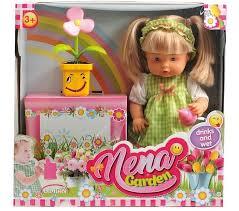 <b>Dimian Кукла Nena</b> с цветком 36 см - Акушерство.Ru