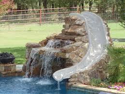 best inflatable water slides backyard pool slides seahorse pools spas