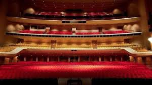 Chandler Performing Arts Center Seating Chart Dorothy Chandler Pavilion Section T