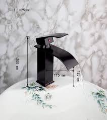 Elegant Oil Rubbed Bronze Bathroom Faucet — Home Design Ideas