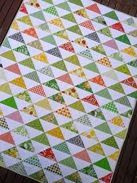 Fleur de Lis Quilts and Accessories: Sunday Quilt Inspiration ... & Quilting Blocks: Half Square Triangle Tutorial- different blocks that can  be made with half Adamdwight.com