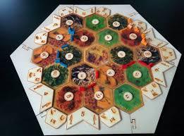 Handmade Wooden Board Games Stunning Handmade Wooden Settlers Of Catan Board Board Games Enhanced