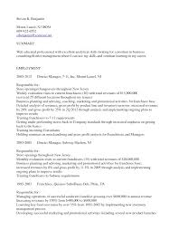 Resume For Subway Restaurant Manager Sidemcicek Com