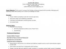 100 Objective Resume Resume Graduate Nurse Download