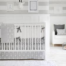 grey is a perfect color for a neutral nursery our wander neutral baby bedding would work for a baby boy or girl