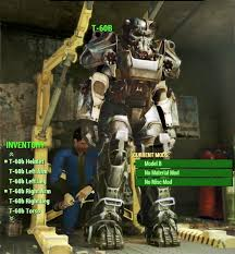 Power Armor Display Stand Fallout 100 Guide How Power Armor Works 37