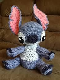 Amigurumi Crochet Patterns Awesome Ravelry Amigurumi Stitch From Lilo And Stitch Pattern By Sweet N
