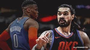 Steven Adams says Russell Westbrook ...