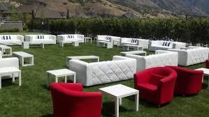 Outdoor Event Furniture Rental Toronto