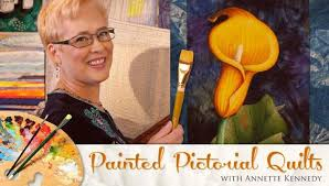 Painted Pictorial Quilts Online Class   Craftsy & Preview Adamdwight.com