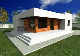 small flat roof house plans fresh small modern house designs and floor plans