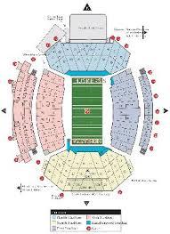 Nebraska Football Stadium Seating Great Gameday Stadium Info