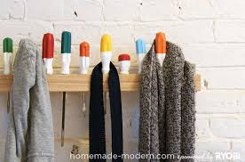 The Coat Rack HomeMade Modern EP100 Screwdriver Coat Rack 88