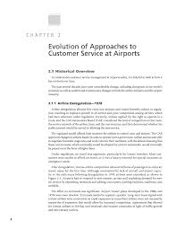 chapter 2 evolution of approaches to customer service at page 8