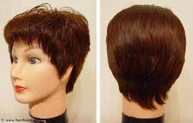 how to cut a short layered haircut for