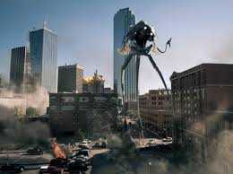 war of the worlds as film studies the martians returned to the tripod design in the the ultra realistic 2005 spielberg s version of war of the worlds