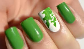 Simple Nail Art Designs - Pakistani and Indian Nail Designs