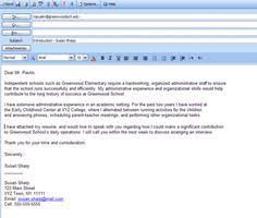 example of email 6 easy steps for emailing a resume and cover letter easy cover