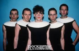 Devo 1982 - Rock Scene Auctions