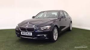 BMW 3 Series 2013 bmw 320i review : BMW 3 SERIES 320I LUXURY BLUE 2013 - YouTube