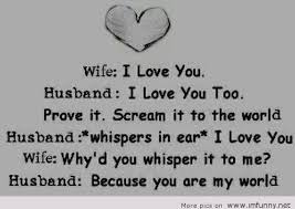 Husband Wife Quotes Interesting Funny Quotes Husband Wife Imgur