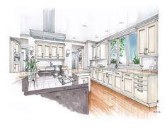 Interior design sketches kitchen Kitchen Siematic Alliance Cabinets Interior Design Renderings Architecture Design Pinterest 119 Best Marker Rendering Inspiration Images Interior Rendering