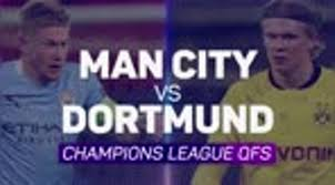 Manchester City v Borussia Dortmund - quarter-final preview - video  Dailymotion