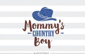 Icons are in line, flat, solid, colored outline, and other styles. Free Mommys Country Boy Svg Di 2020