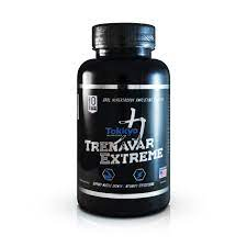 trenavar by tokkyo nutrition rise to