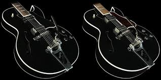 gibson es 195 never heard of it but i want one es 195 left vs es 175 right