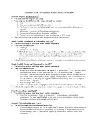 Bunch Ideas Of Research Proposal Apa Format Example How To Write A