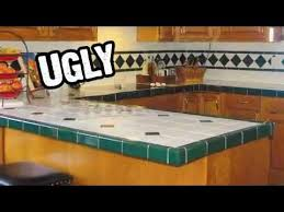 ugly kitchen countertops don t replace refinish