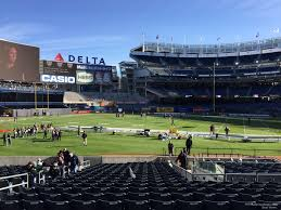 Yankee Stadium Section 129 Football Seating Rateyourseats Com