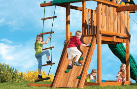 with the rock climbing wall and rope ladder there is no adventure out of reach