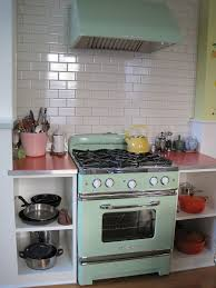 Retro Kitchen Appliance Retro Appliance Cooking Gallery Stove To Die For And Counter Design