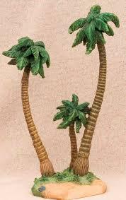 add to cart triple palm tree figurine