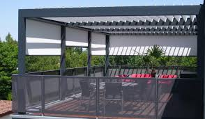 ... outdoor living pod little terrace and balcony pergola Brustor ...