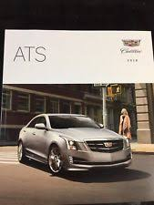 2018 cadillac brochure. unique brochure new listing new 2018 cadillac ats 44page original car sales brochure  catalog usa with cadillac brochure r
