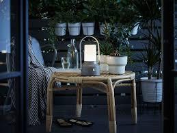 Tafellamp Lamp Op Zonne Energie Ikea Buitenverlichting Buiten View